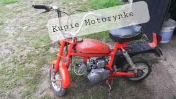 Kupię Motorynke