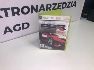 Gra Xbox 360 PGR Project Gotham Racing 3