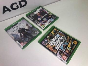 Gry na Konsolę Xbox One  Ceny na załączonym zdjęciu