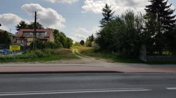 Konin - Przydziałki - ul. Zagórowska - działka 26,44 ar