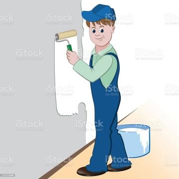 Malowanie mieszkań, garaży, płotów, drobne prace remontowe.
