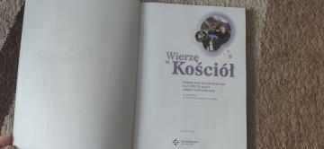 Religia klasa 6 - podręcznik