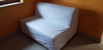 Sprzedam sofe z funkcją spania.