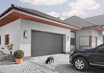 Sprzedaż Montaż Serwis Ocieplanych Bram Garażowych