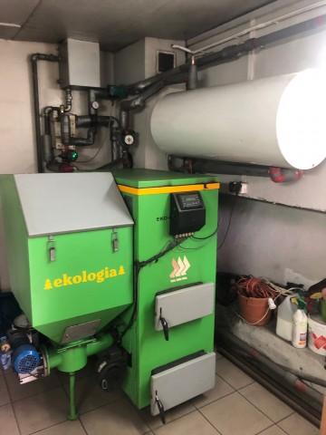 Piec na Eco groszek 25 kW