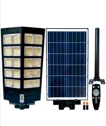Lampy Solarne uliczne przemyslowe