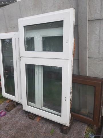 Używane okna PCV