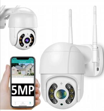 Kamera obrotowa zewnętrzna wifi