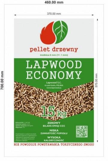 PELLET LAPWOOD ECONOMY