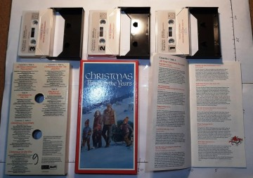 Kasety magnetofonowe - Christmas Through The Years, 3 części