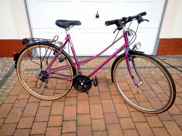 "Rower Damski Holenderski Winora 28"""