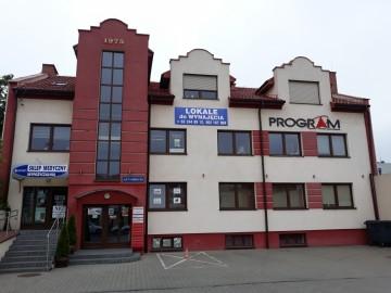 Sprzedam budynek biurowo-handlowy z parking. Konin,Kolska 3a