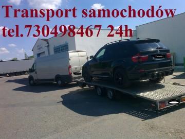Transport samochodów z Niemiec, Francji, Belgii, Holandii