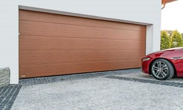 Ocieplane Bramy Garażowe z Montażem