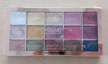 Sprzedam paletę cieni Makeup Revolution Foil Frenzy Creation