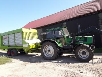 Sprzedam ciągnik rolniczy deutz fahr dx 120