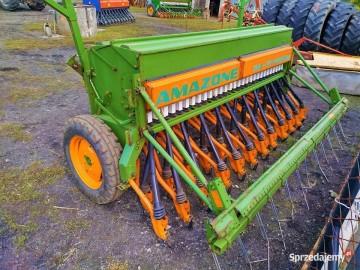 Siewnik Amazone D8 - 30 SUPER - ścieżki hydrauliczne