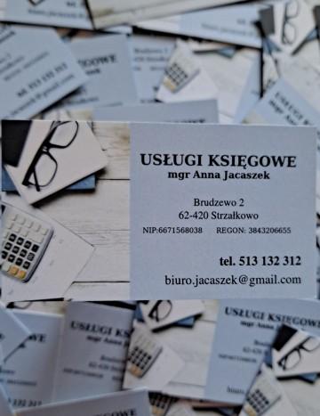 Usługi księgowe/Dotacje PUP/Atrakcyjne ceny