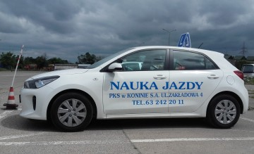 Ośrodek Szkolenia Kierowców przy PKS w Koninie S.A.