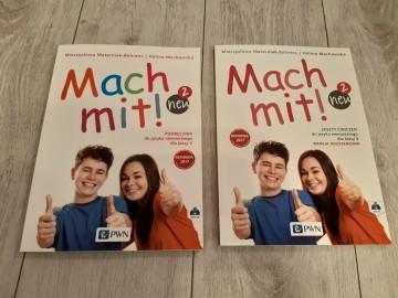 """Mach mit! neu 2 """" Podręcznik + ćwiczenie"""