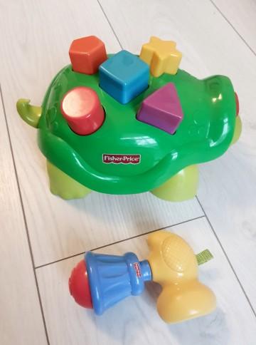 Żółw Tuptuś Fisher Price