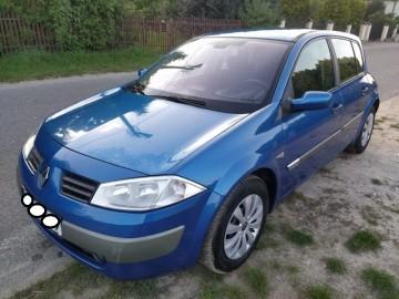 Sprzedam, Renault Megane 1.6 benzyna,