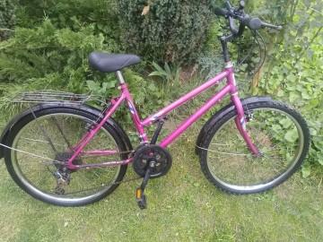 Rower damka dziecięcy 24 Romet
