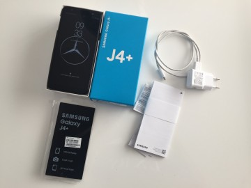 Samsung Galaxy J4+ plus stan idealny!!! od nowości!!! black