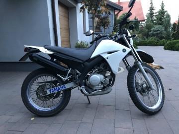 Yamaha XT 125 cm3 , kat. B .