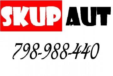 Skup Aut!! **GOTÓWKA OD RĘKI** Najlepsze CeNy 798-988-440