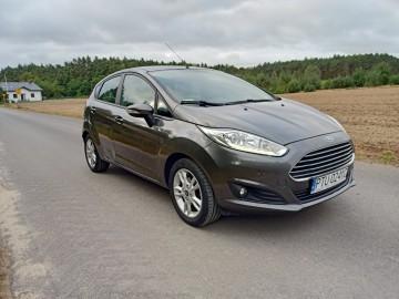 Sprzedam, Ford Fiesta MK7 1.25 benzyna + gaz ,