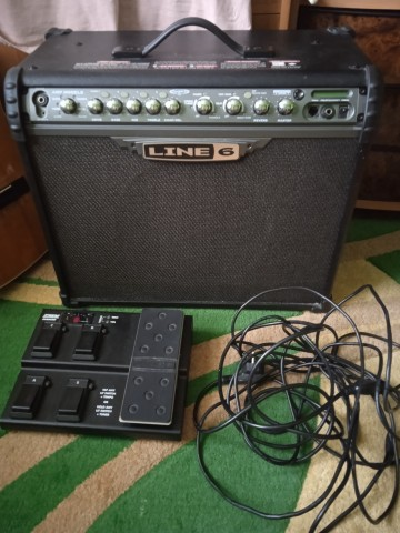 Wzmacniacz gitarowy LINE 6 Spider III 75 W