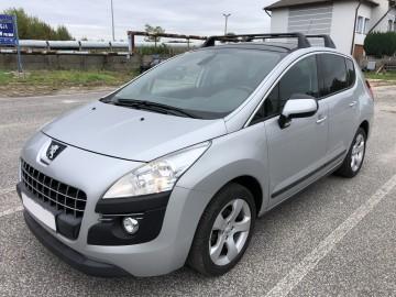 Peugeot 3008 1.6 DIESEL Serwisowany Bezwypadkowy Panorama