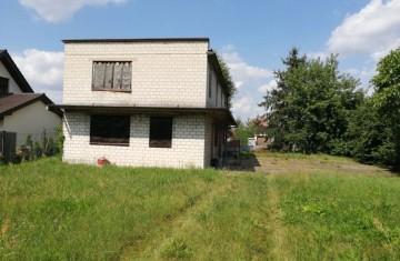 Budynek mieszkalny z częścią warsztatowo-garażową, Laskówiec