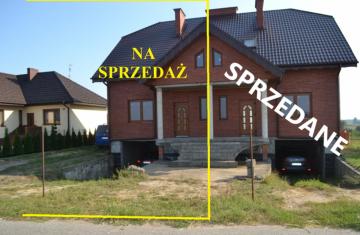 Sprzedam pół bliźniaka - 170 m2 - działka 454m2 - gm. Kramsk