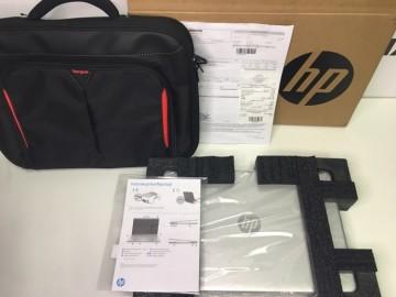 Nowy laptop HP 15-DW3001NW gwarancja/ kompelt.