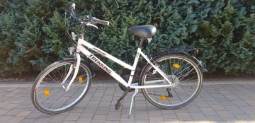 Rower Performance Trekking Aluminiowy 26 Koła 18 Biegów