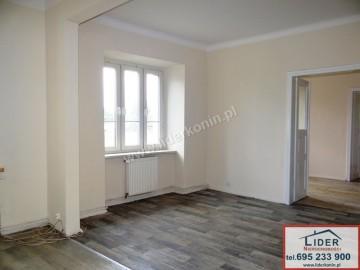 Wynajmę mieszkanie – parter – 3 pokoje – Konin