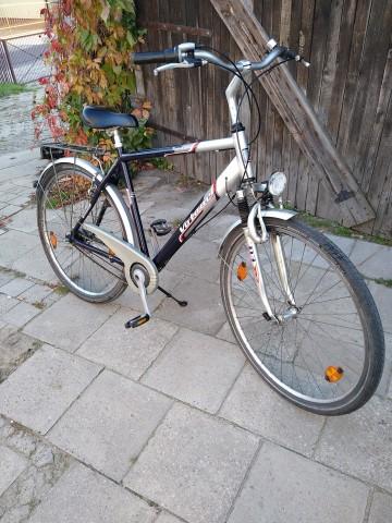 rower męski rama aluminiowa koła 28 biegi