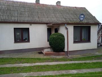 Dom 80m2 w małej miejscowości ok. Lichenia, Pogoń Gosławicka