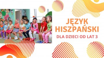 Hiszpański dla uczniów szkół podstawowych klas 1-3