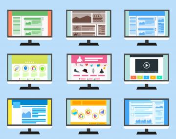 Strony internetowe, Blogi, Landing Page
