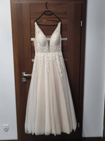 Sprzedam suknie ślubną KONIN