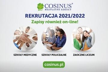 Bezpłatna szkoła dla dorosłych Cosinus