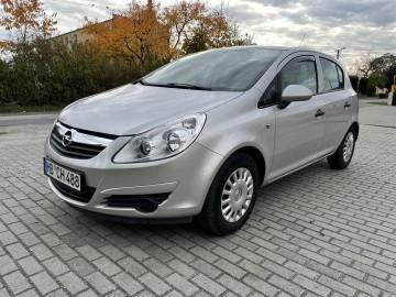 Opel Corsa D*Klima*5 drzwi*PEŁEN SERWIS*80 KM*DE*Opłacona