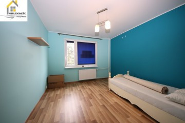 Konin, ul. Chopina - 3 pokoje - 63 m2 - parter - balkon