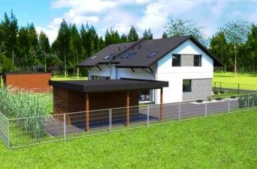 Sprzedam dom – Brzeźno k. Konina