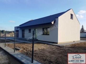 Sprzedam NOWE domy – Lisiec Wielki, k. Konina