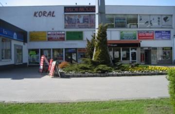 Na sprzedaż obiekt handlowy w centrum Konina