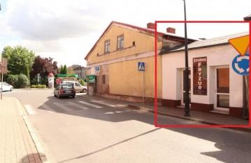 Do wynajęcia lokal handlowo-usługowy w Centrum Sompolna